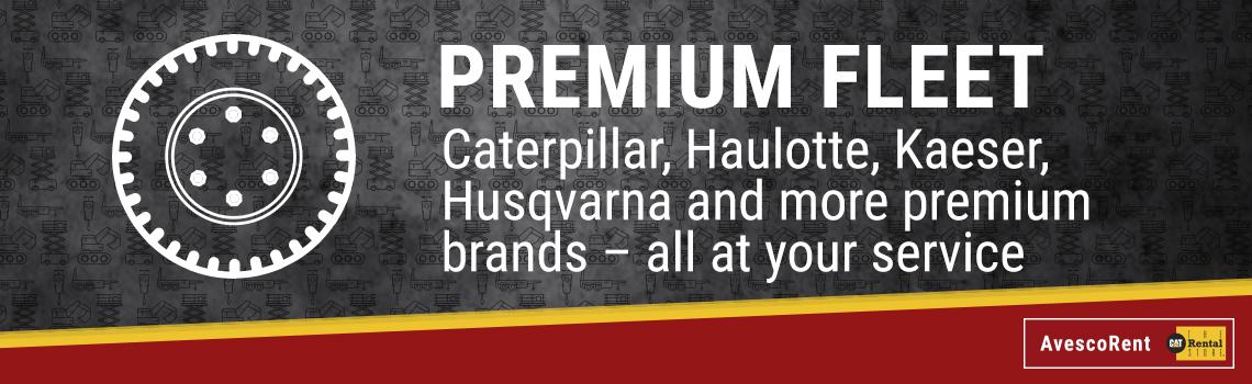 Premium fleet